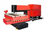 L1812 Die-board Laser Cutting Machine