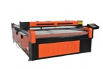 LF1325 fabric laser cutting machine