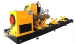 4 axis pipe bevel cutting machine